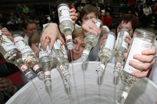 Россия вышла на тропу антиалкогольной войны