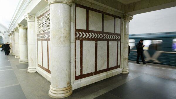 Вход и выход на ряде станций метро Москвы ограничат в День Победы
