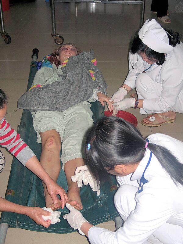 МЧС завершает операцию по эвакуации россиян, пострадавших во Вьетнаме