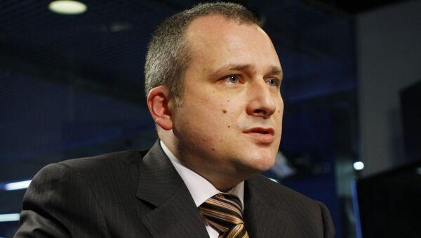 Николай Кутьин. Архивное фото