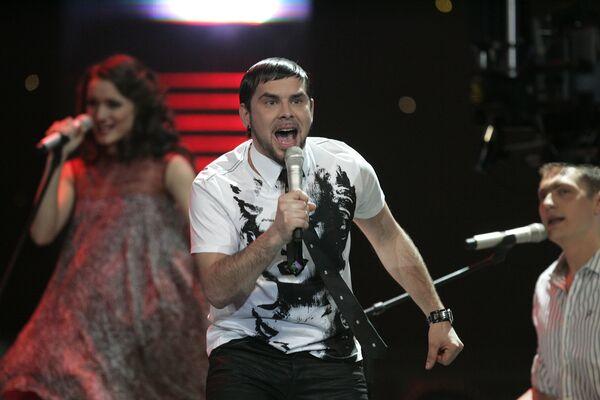 Представлять Латвию на конкурсе Евровидение 2009 отправится известный латвийский исполнитель Интарс Бусулис