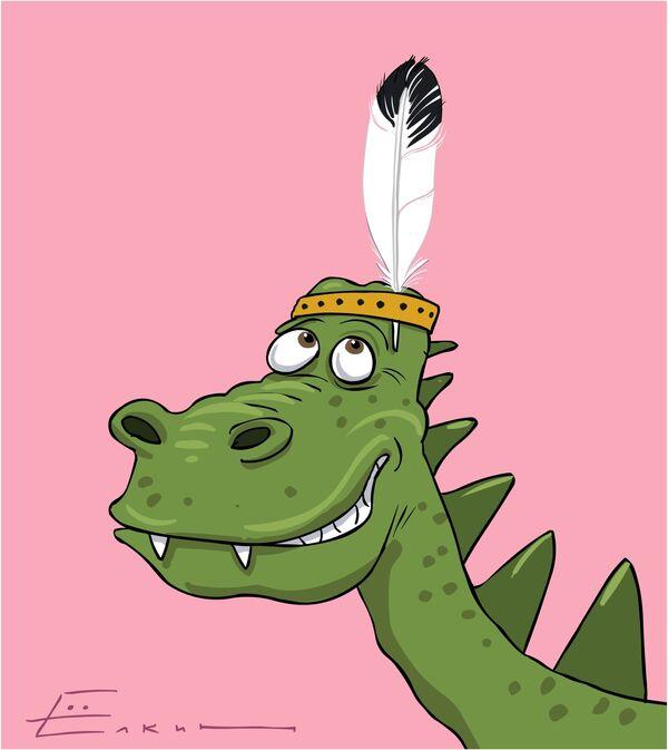 Динозавры смешные картинки, поздравление февраля