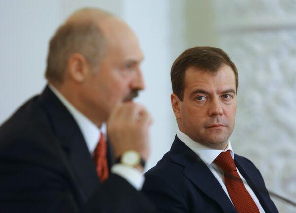 Заседание Госсовета РФ и Белоруссии затянулось из-за дискуссий о будущем Союза