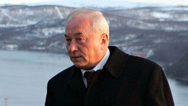 Бывший губернатор Мурманской области Юрий Евдокимов