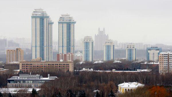 Новостройки Москвы. Архив