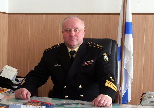 Вице-адмирал Олег Бурцев