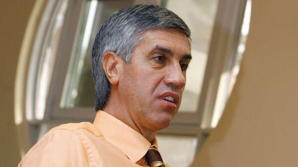 Предприниматель, депутат Законодательного собрания Красноярского края Анатолий Быков