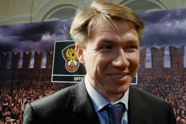 Генеральный директор РФС Алексей Сорокин