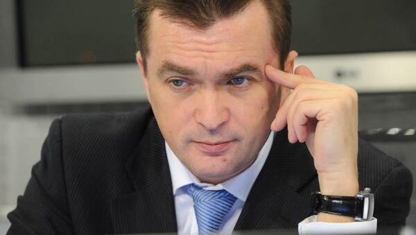 Глава Приморья Владимир Миклушевский. Архивное фото