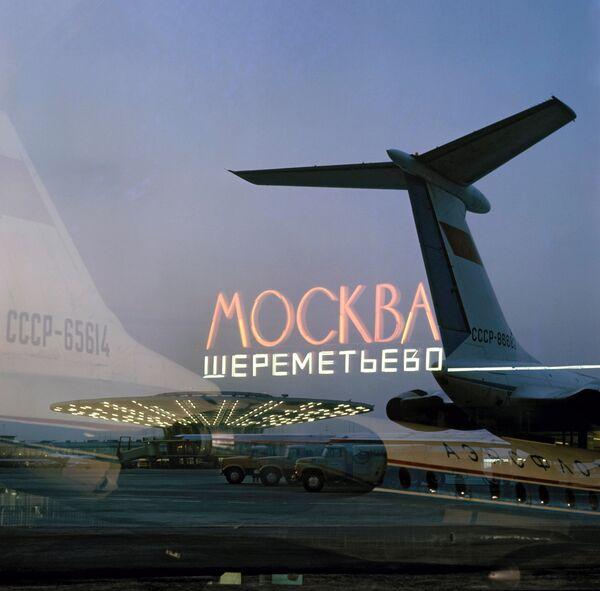 Строительство терминала Шереметьево-3 завершится в III квартале