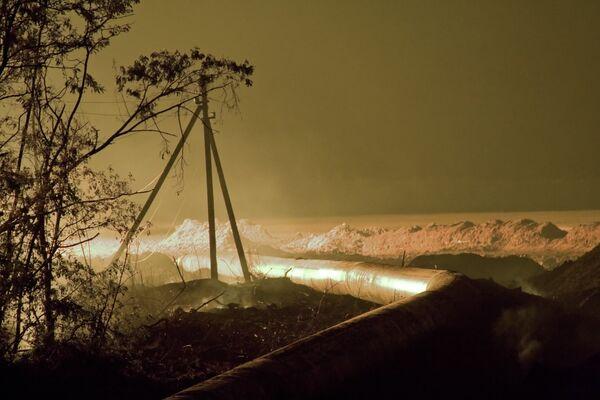 Прокачку топлива по нефтепроводу Унеча-Вентспилс возобновят в полночь