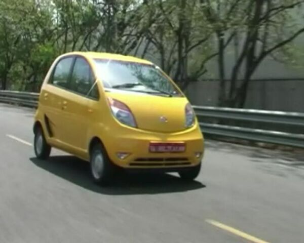 Тест-драйв самого дешевого автомобиля в мире