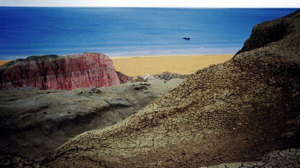 Берег Аральского моря. Архивное фото