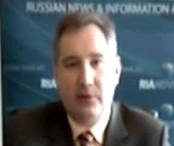 Россию не устроит, если НАТО займет страусиную позицию - Рогозин