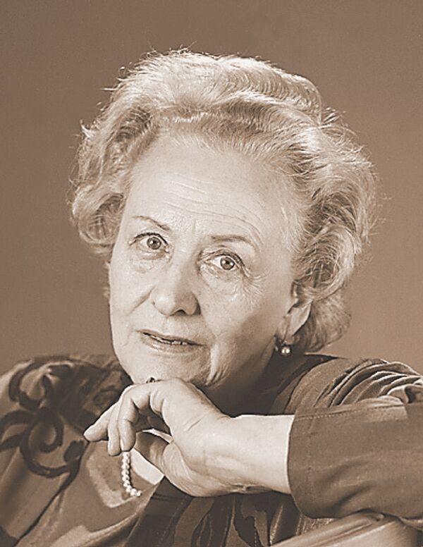 Народная артистка России Ирина Ликсо
