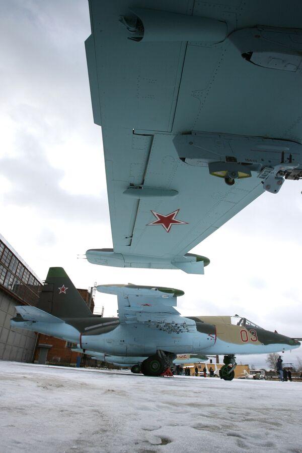 Госдума поменяла звезды на российских военных самолетах