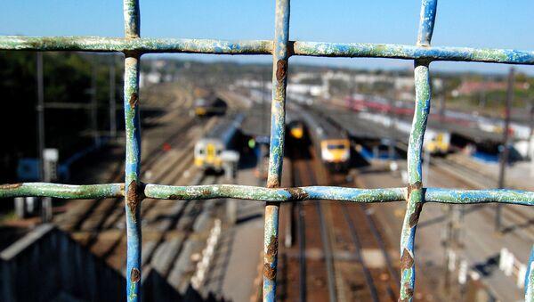 Бельгийская железная дорога. Архив