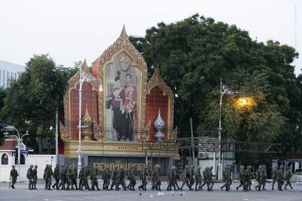 Обстановка в Таиланде
