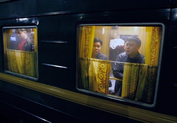 Поезд Благовещенск-Москва, в котором скончалась китаянка, прибыл в Москву