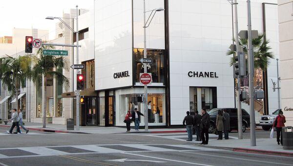 Магазин Chanel в Лос-Анджелесе