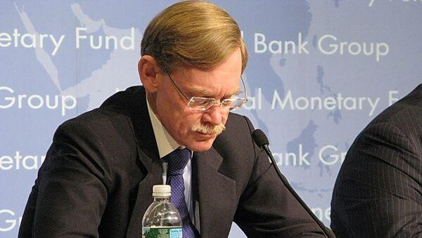 Глава Всемирного банка (ВБ) Роберт Зеллик