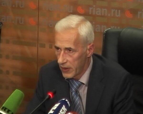 Свиной грипп может проникнуть в Россию – Николай Власов