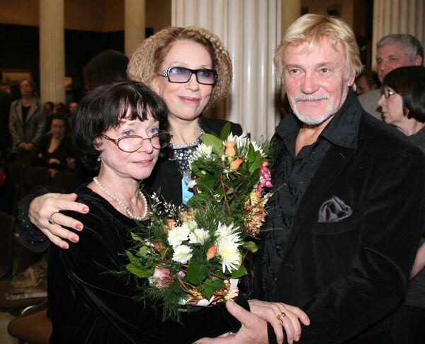 Плисецкая считает Максимову одной из лучших балерин современности