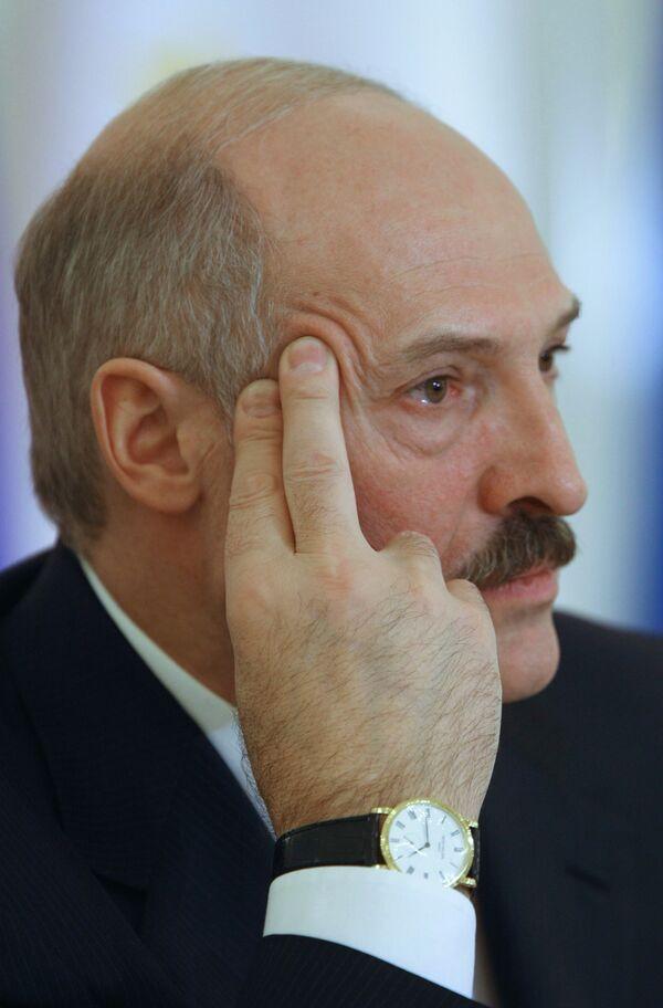 Лукашенко считает прорывом результаты заседания Межгоссовета ЕврАзЭС