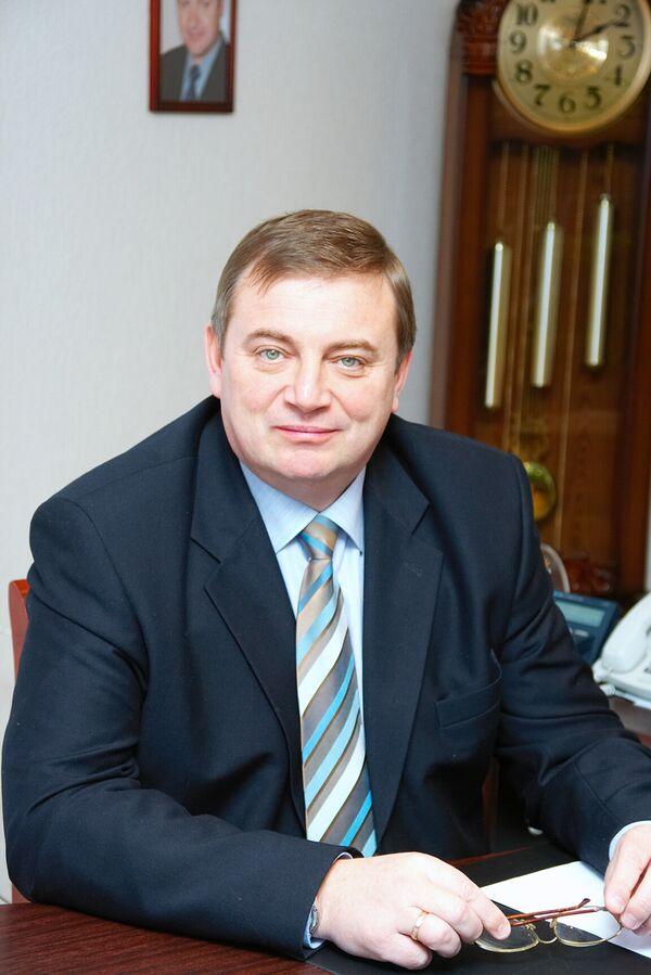 Избранный мэр Сочи Анатолий Пахомов