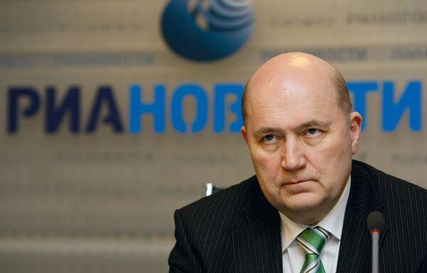 Бывший ректор Московской медицинской академии имени Сеченова Михаил Пальцев