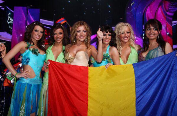 Первый полуфинал Евровидения-2009