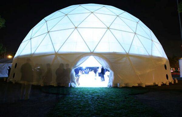 Дарвиновский музей представит проект о сне на своей крыше в рамках Ночи в музее