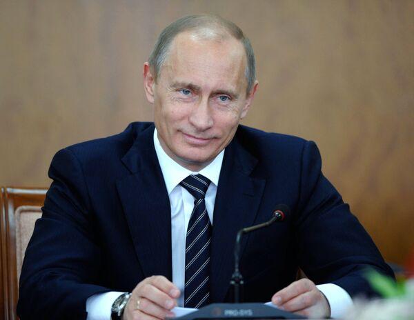 Российско-монгольские переговоры в расширенном составе делегаций
