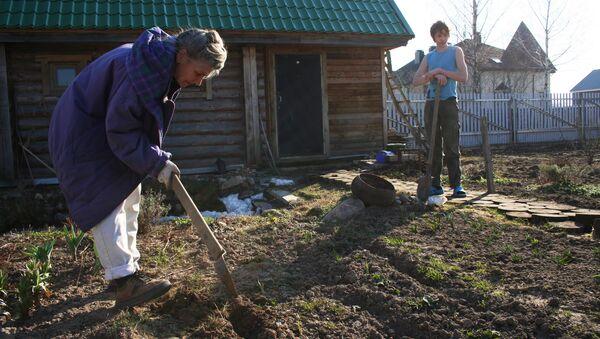 Медведев призывает усовершенствовать законодательство о земле