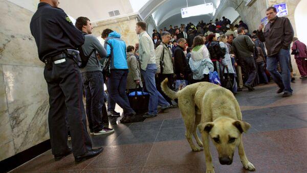 Выход в город со станции Курская Кольцевой линии. Архивное фото