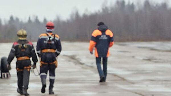 Ми-171 с 22 пассажирами совершил вынужденную посадку в Воркуте