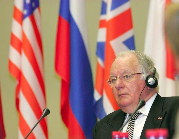 Спикер Палаты общин Парламента Великобритании Майкл Мартин