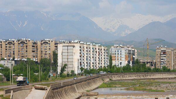 Душанбе. Архивное фото