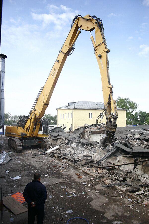 МК и Гута отказались от строительства бизнес-центра  - Ведомости