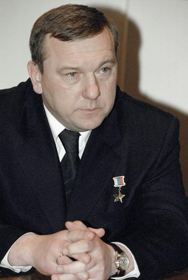 Бывший губернатор Ульяновской области Шаманов