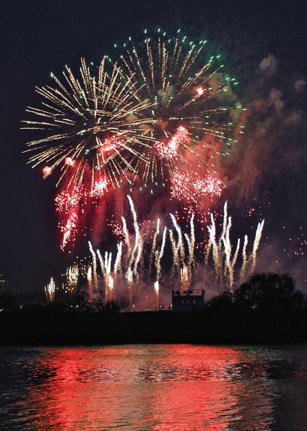В Чикаго пройдет традиционный Фестиваль огней