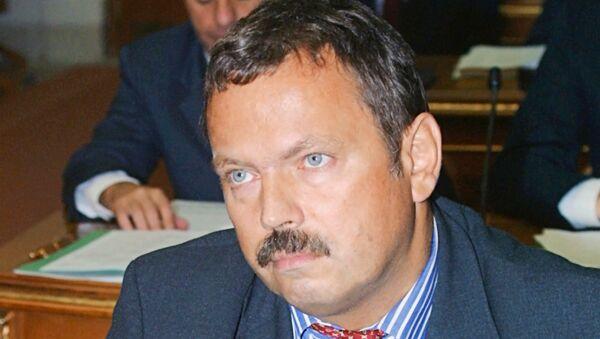 Максим Медведков, архивное фото