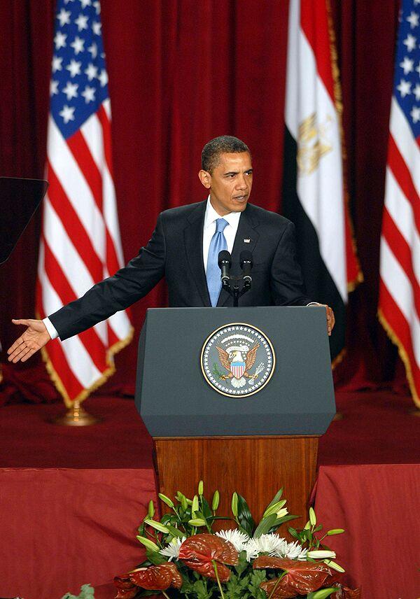 Обама: США готовы к переговорам с Ираном без предварительных условий