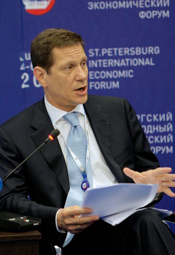Заместитель председателя правительства РФ Александр Жуков