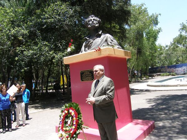 Посол РФ в Мексике Валерий Морозов