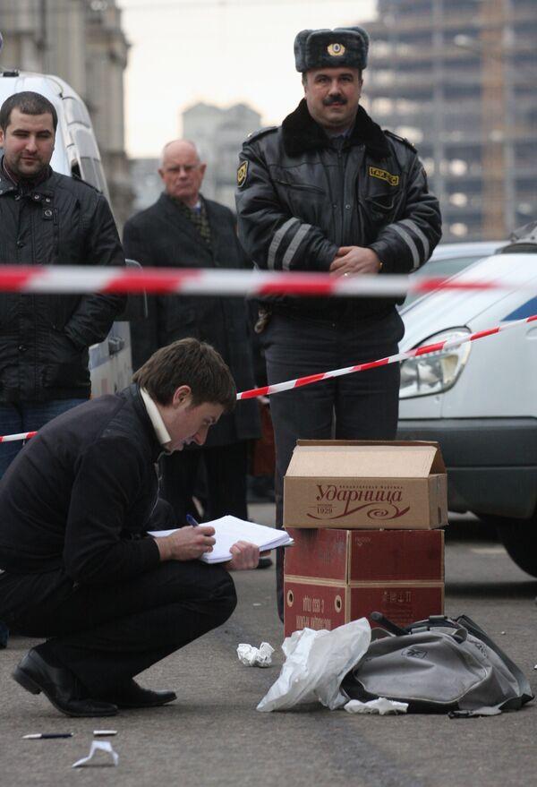 Алимсултан Алхаматов погиб на пороге своего дома в Москве - очевидец