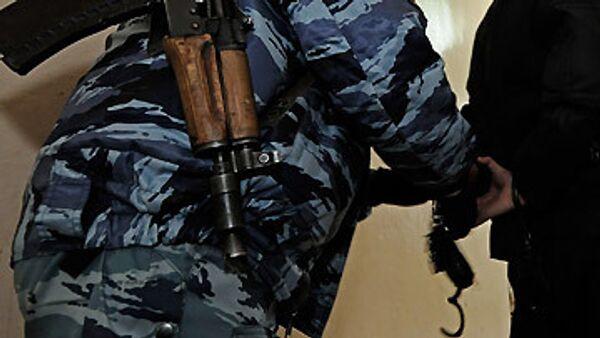 Задержанный по подозрению в экстремизме Плиев не оказал сопротивления