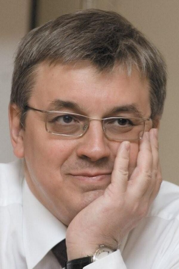Ректор государственного университета - Высшая школа экономики (ГУ-ВШЭ) Ярослав Кузьминов. Архив