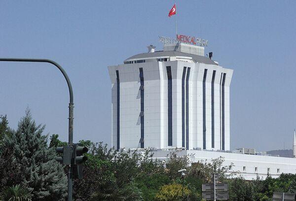 Турецкая больница. Архив