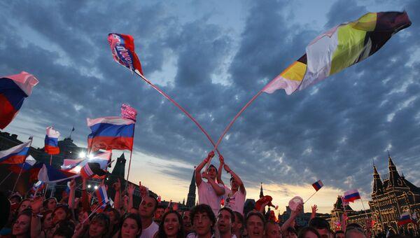 Научным, музыкальным и спортивным будет День молодежи в Москве